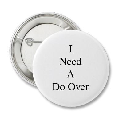 Do-over-button